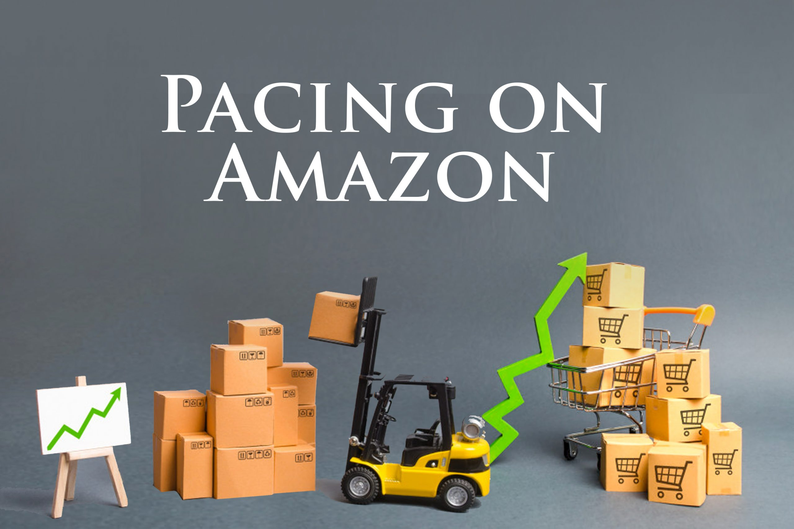 It's All About Pacing on Amazon
