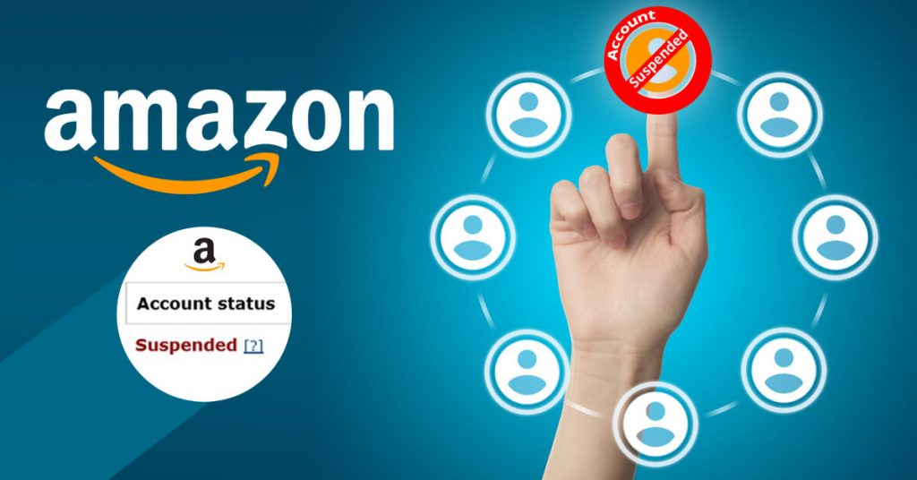 Amazon seller account suspensions