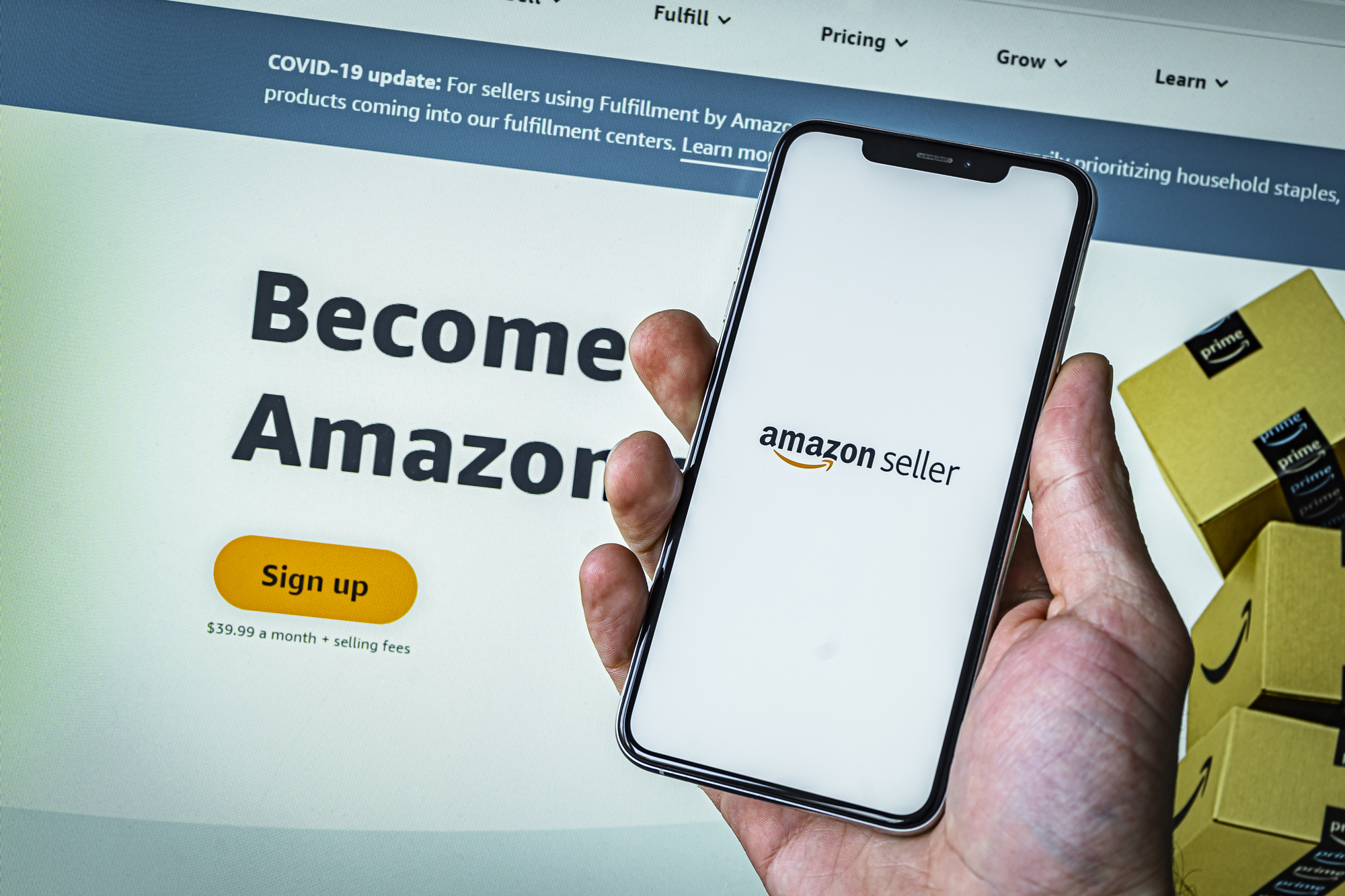 Competition Among Sellers, Followed by Amazon Suspension: Part 2