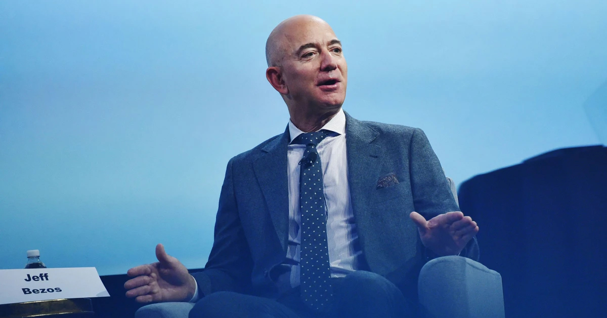 Contacting Jeff Bezos with Your Suspension