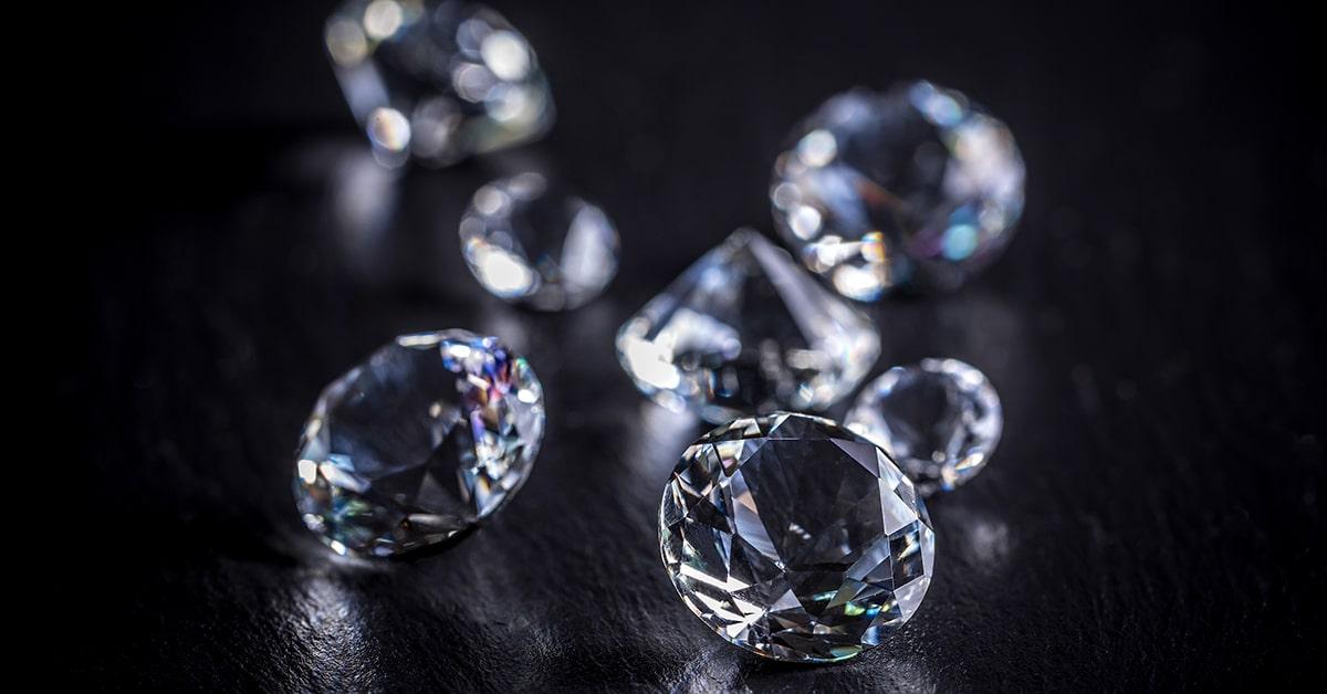 The Dark Side of Diamonds