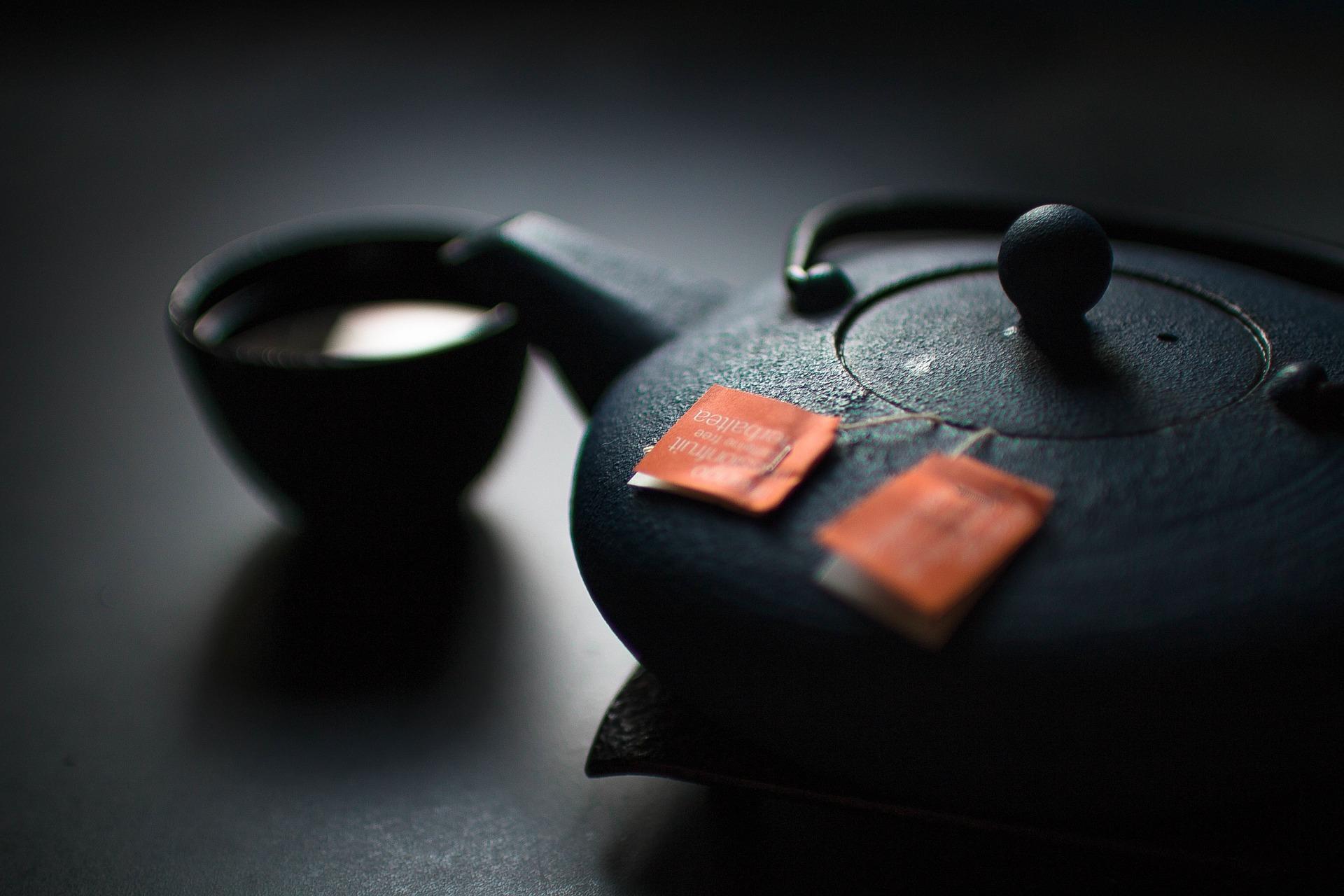The Nature of Tea on Amazon